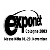 Link toExponet cologne 2003 0 logo