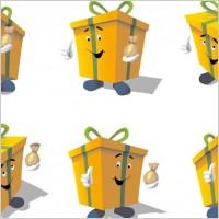 Link toExquisite box icon vector