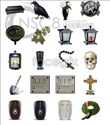 icon god cemetery Exquisite