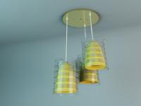 Link toExquisite chandeliers 3d model