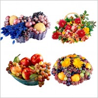 Link toExquisite fruit baskets png