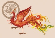 Link toExquisite hand-painted phoenix pictures