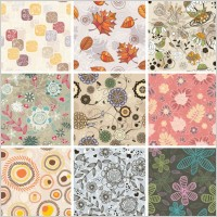 Link toExquisite handpainted patterns 02 vector