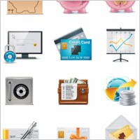 Link toExquisite icons vector