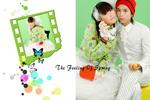 Link toExquisite love knot wedding dress 1 psd