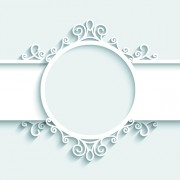 Link toExquisite paper floral vector background art 05 free