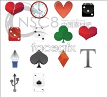 Link toExquisite poker style icons