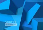 Link toExquisite polygon background vector