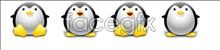 Link toExquisite qq penguin icons
