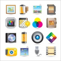 Link toExquisite technology icon vector