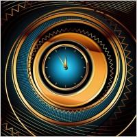 Link toExquisite watches creative background 02 vector