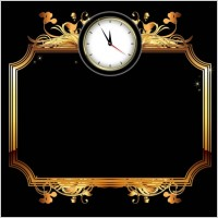 Link toExquisite watches creative background 03 vector