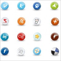 Link toExtended set of social icons icons pack