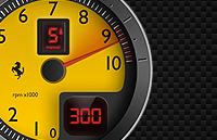 Link toF430 tachometer psd