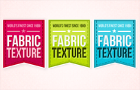Link toFabric ribbons psd