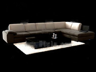 Link toFabric sofa and coffee table combination 3d model