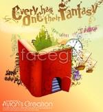 Link toFairy tales vector