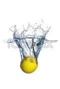 Link toFalling water lemon psd