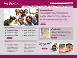 Link toFamily website
