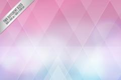 Link toFantastic geometric background vector