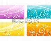 Link toFantasy backgrounds vector-fashion pattern-1