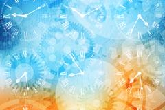 Link toFantasy time background vector