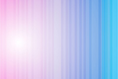 Fantasy vertical stripes background vector