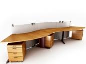 Link toFashion boutique desk combination8-6 3d model