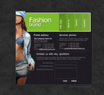 Link toFashion brand web site