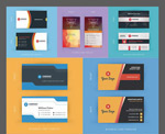 Link toFashion business card vector
