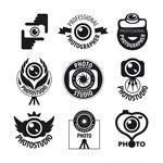 Link toFashion camera logo vector