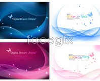 vector background city Fashion