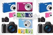 Link toFashion color camera vector