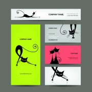 Link toFashion creative banner and cards vector 02 free