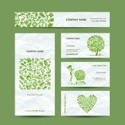 Link toFashion creative banner and cards vector 03 free