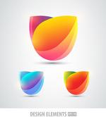 Link toFashion flower logo vector
