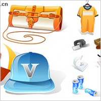 Link toFashion icon vector material goods