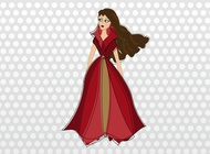 Link toFashion lady vector free