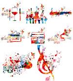 Link toFashion music scene vector