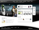 Link toFashion shopping web site templates