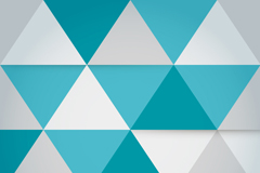 Link toFashion triangle mosaic background vector