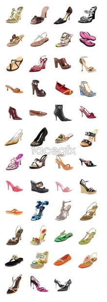 Link toFashion woman shoe icons