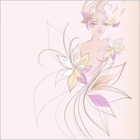 Link toFashion women illustration vector 2