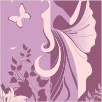 Link toFashion women illustration vector 5