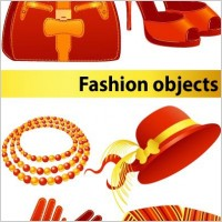 Link toFashion women vector goods
