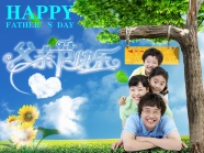 Link toFather's day hand-picture download