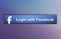 Link toFb connect button psd