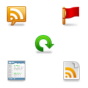 Link toFeedicons 2 icons