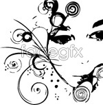 Link toFemale avatars and pattern cutting vector