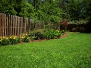 Link toFenced lawn in high definition pictures